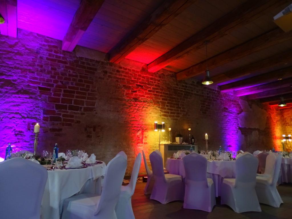 Schloss Tangermünde Hochzeit