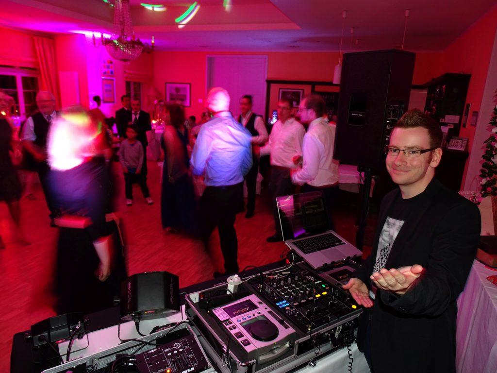 DJ zur Hochzeit in Brandenburg