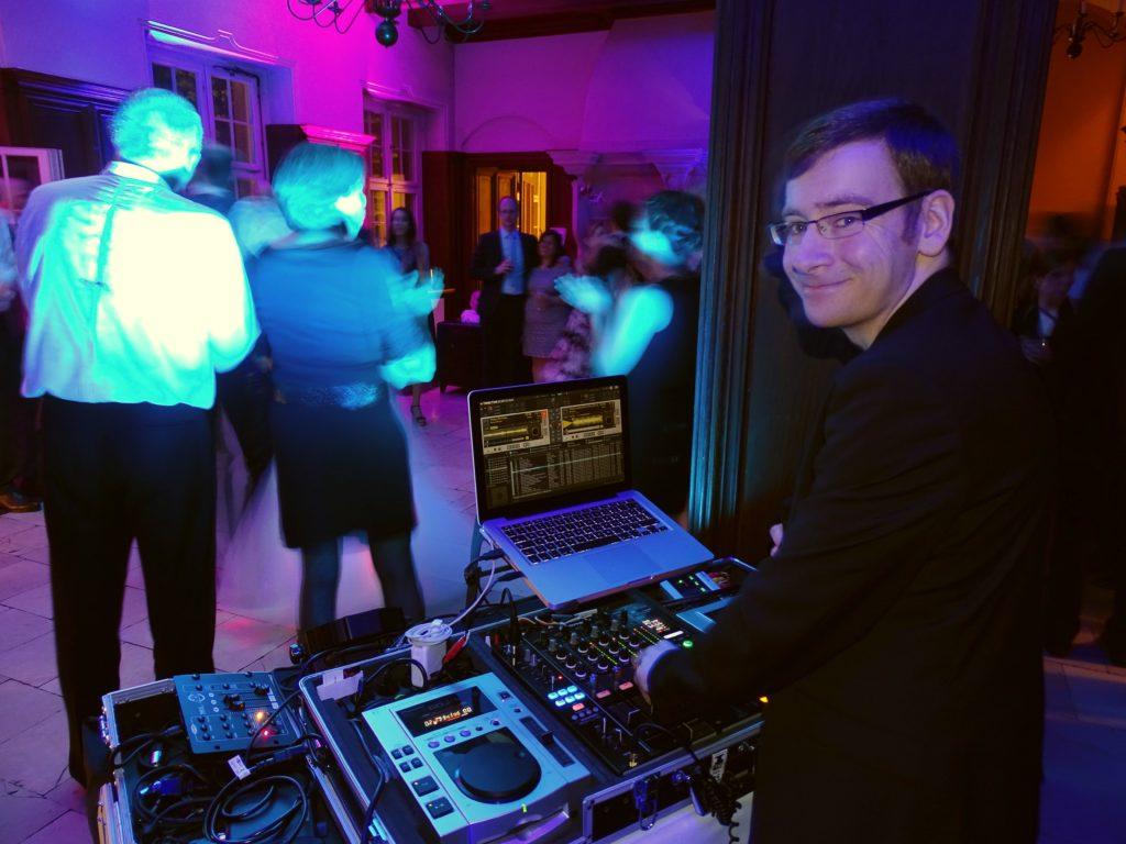 DJ Potsdam-Mittelmark Schloss Kartzow