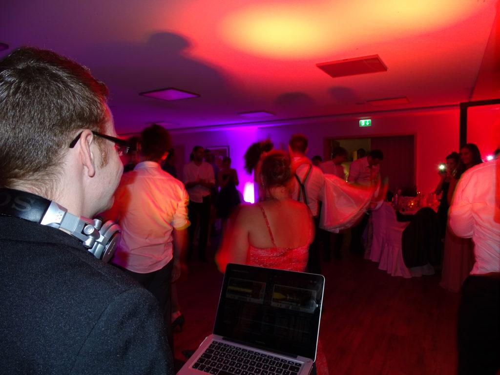 DJ in Potsdam Mittelmark zur Hochzeit