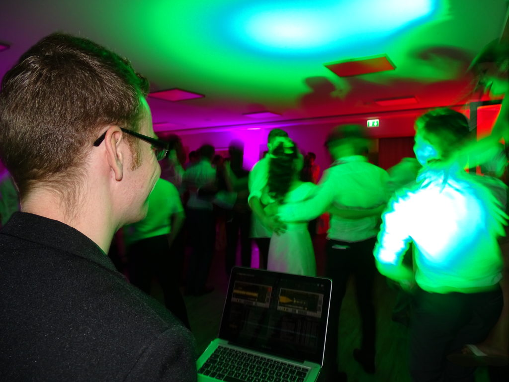 DJ Oder Spree Hochzeit