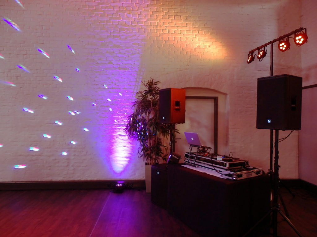 DJ zur Hochzeit im Ofenhaus Bernau