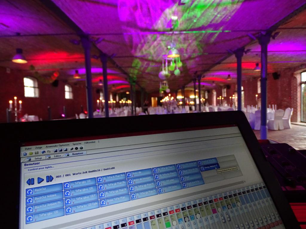 DJ in Angermünde bei einer Hochzeit