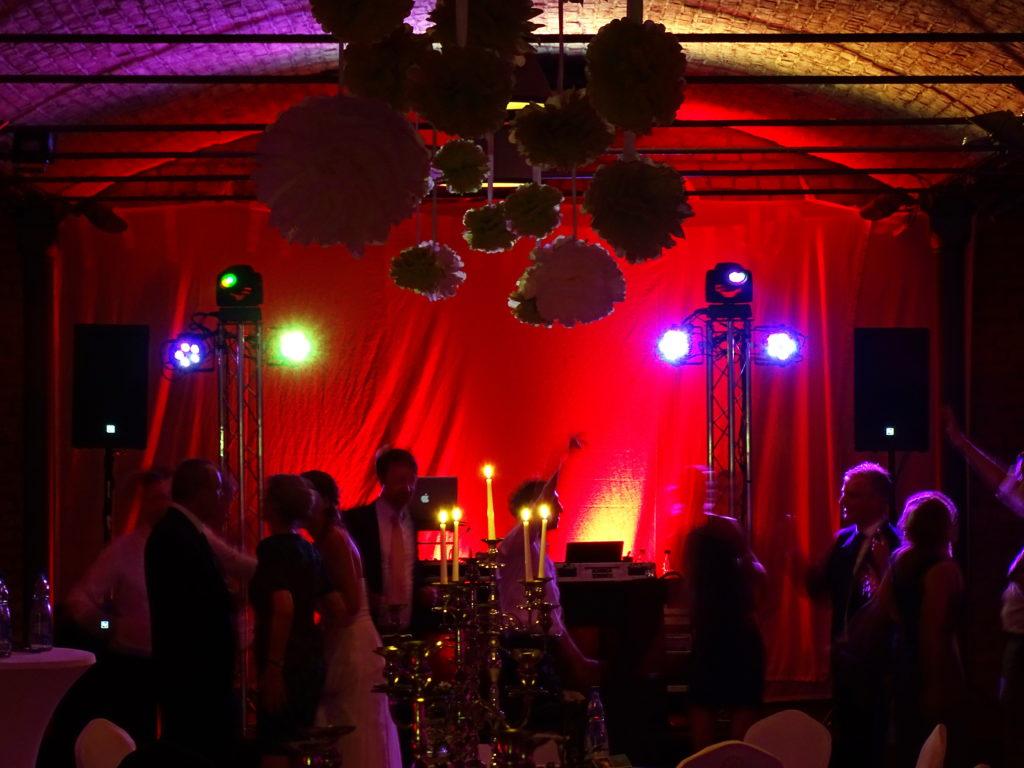 DJ Landgut Stober Nauen Hochzeit