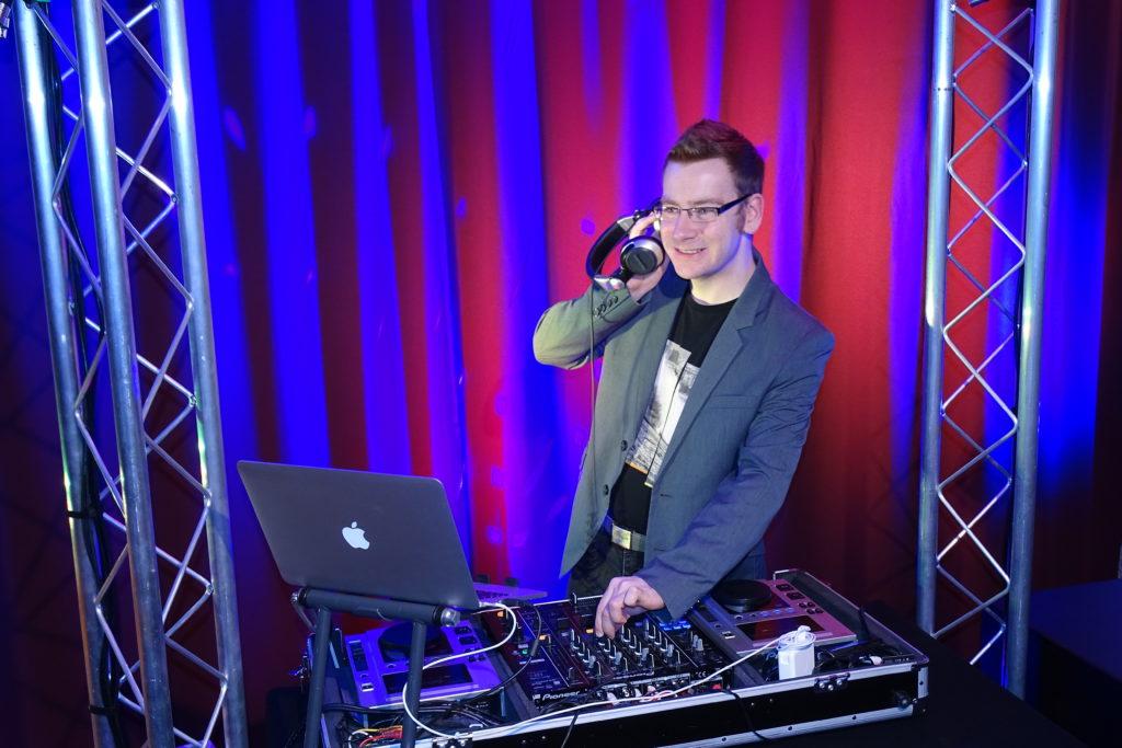 DJ Oranienburg Discjockey