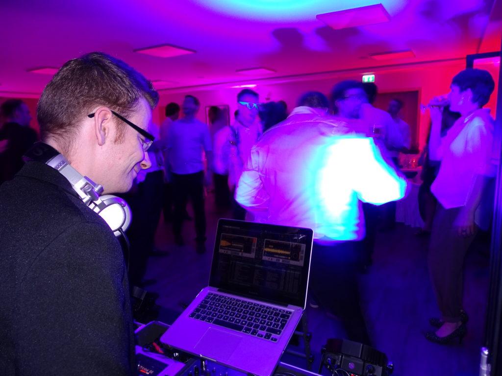 DJ in Potsdam zur Hochzeit