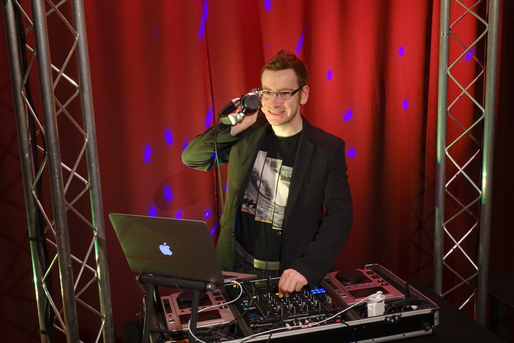 DJ Rüdersdorf bei Berlin