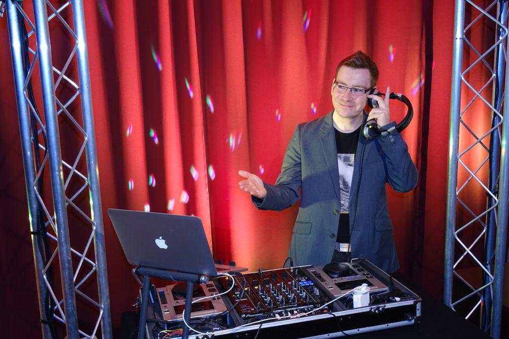 DJ in Wittenberge