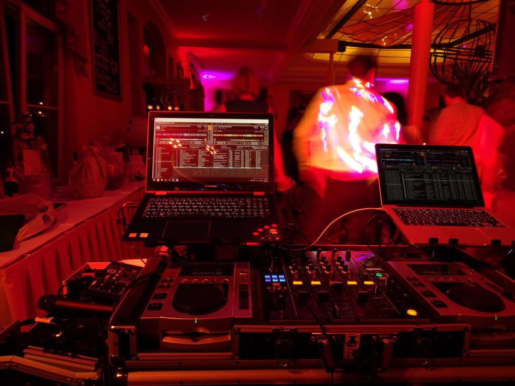 Party DJ zur Hochzeit in Panketal