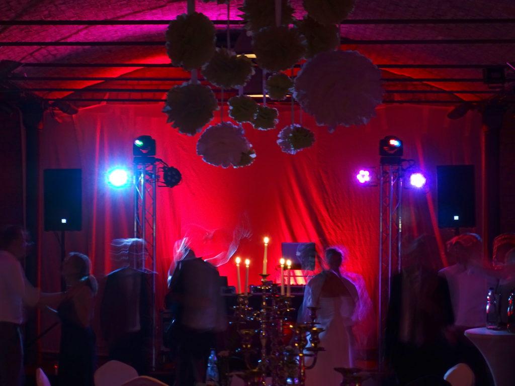 DJ zur Hochzeit in Blankenfelde Mahlow