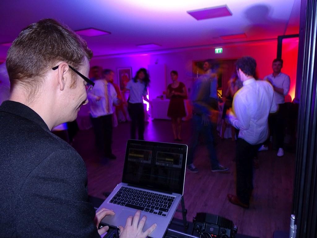 DJ Biesenthal