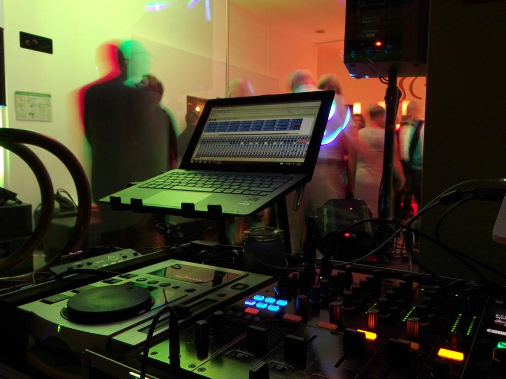 DJ Brillenball 2017